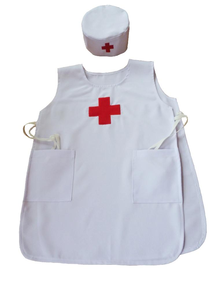 Сшить детский костюм медсестры своими руками 91